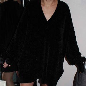 Zara black sweater